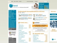 Gratis psychologische tests op 123test.nl