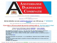 Dakdekkers en Dakbedekking Amsterdam - ADC Dak