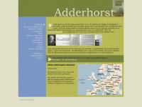 adderhorst.nl