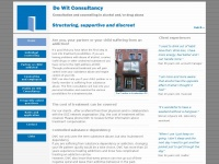 Addicted.nl - De Wit Consultancy | Consultation and counselling in alcohol and/or drug abuse