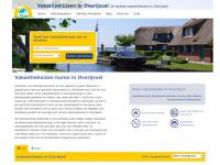 Vakantiehuizen Overijssel