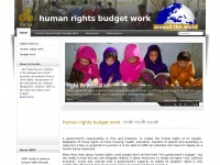 Humanrightsbudgetwork.org - human rights budget work around the world