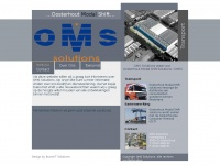 Oms-solutions.nl - OMS Solutions Oosterhout - OMS Solutions