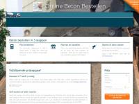 Online Beton Bestellen | Kant- en klaar betonmortel voor particulieren en klussers