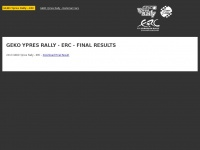 rallyresults.be