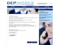 DEP WORKS Office & management support | Specialist op support functies