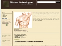 fitness-oefening.nl