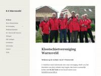 Kvwarnsveld.nl - Klootschieters Vereniging – Warnsveld