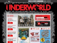 Theunderworldcamden.co.uk - Home - The Underworld