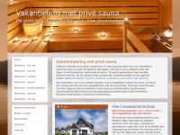 Vakantiehuis met Privé Sauna in Nederland, Ardennen, Denemarken, Frankrijk, Zwitserland, Oostenrijk en Duitsland
