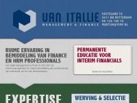 Van Itallie Management & Finance – VIMF – Interim management, finance en HRM Professionals