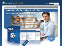 Securityaudittool.nl - Security Audit Tool - Security Audit Tool voor security en safety experts