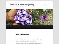 Saffraan - Saffraan, het nieuwe antidepressivum