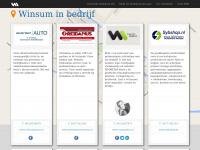 Winsum in bedrijf, voor ondernemend Winsum.