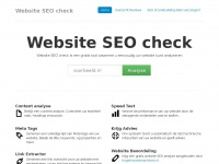 websiteseocheck.nl