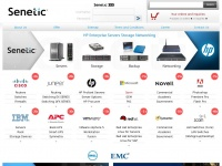 Senetic.co.uk - Network solutions, servers and software - Senetic UK