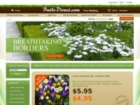 Bulbsdirect.com - BulbsDirect - Fresh Flower Bulbs and Perennial Plants direct from the growers in Holland