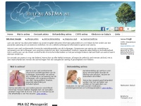 Hulp-bij-astma.nl - Hulp bij astma .nl | Alles over Astma | Home