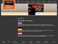 Jehnert-soundsystems.nl - Jehnert Sound System by Speedequipment - Home Page