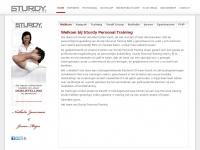 Sturdypersonaltraining.nl - Sturdy PT: focus op jouw fitness resultaat in Hoeksche Waard