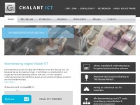 Chalant ICT – EXACT SOFTWARE, AUTOMATISERING EN TELEFONIE