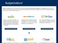 Budget Chalets vind je op budgetchalets.nl - de goedkoopste vakanties