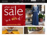 Shukr.co.uk - Islamic Clothing for Muslim Women and Men by SHUKR