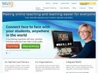 Wiziq.com - Virtual Classroom and LMS Software | WizIQ