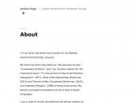 Jessicahagy.info - Jessica Hagy – I draw connections between things.