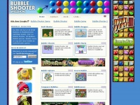 BUBBLE SHOOTER - Speel de leukste gratis Bubble en Bubble Shooter spellen online