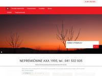 Axa1995.si - Doma v Posavju - AXA 1995 nepremicnine