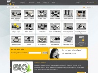 Online catalog of plastic parts - ISC Plastics Parts