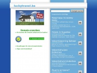 luckytravel.be
