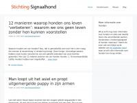 stichtingsignaalhond.nl
