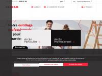 Loxam.be - Loxam - Verhuur en verkoop van materieel voor de bouw, OW, industrie