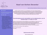 Raad van Kerken Deventer