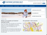 Apotheek Delft  - Apotheek Buitenhof