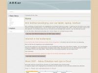 a-d-e.net