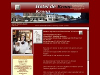 hoteldekroon.net