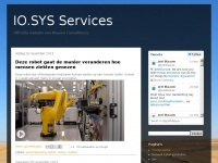 IO.SYS Services