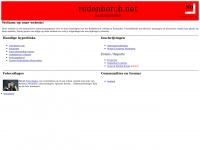 Leerlingenwebsite van het Rodenborch College.