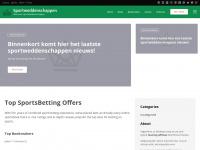 Sportweddenschappen online