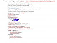 www.wagenaar.net emailservice voor een mooi, gemakkelijk te onthouden en herkenbaar emailadres gebaseerd op uw eigen achternaam.