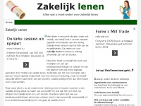 Zakelijklenen.net - Zakelijk Lenen | Informatie over de zakelijke lening