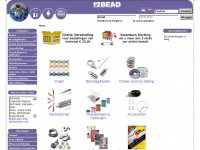12bead.com - 12BEAD - for all the Jewelry Supplies you need