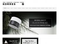 Korresbelgium.be - Home - KORRES BeNeLux - Verzorgingsproducten en Make-up