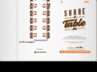Share-a-table.be - Share a Table
