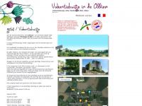 Vakantie huisje Allier