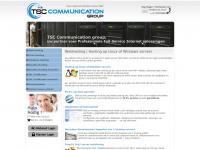 Tsc.be - Hosting provider, dedicated servers online backup | webhosting sinds 1997