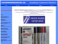 snowmanmarkers.nl
